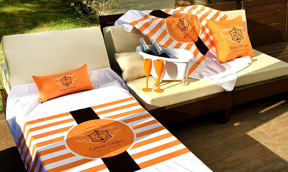 Kit Summer Veuve Clicquot G